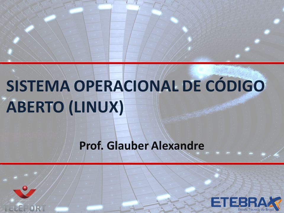 Prof. Glauber Alexandre