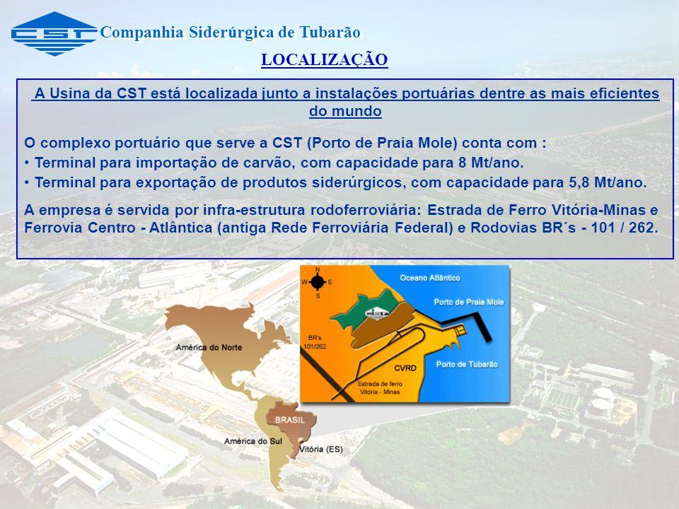 Companhia Siderúrgica de Tubarão Companhia Siderúrgica de Tubarão