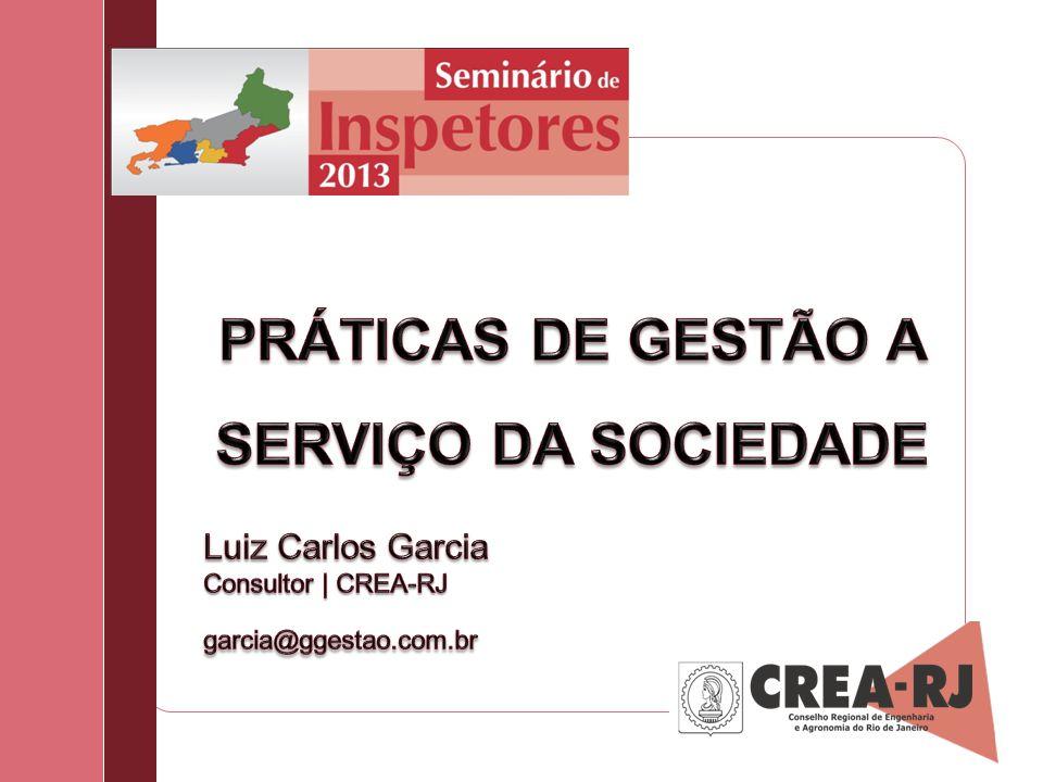 PRÁTICAS DE GESTÃO A SERVIÇO DA SOCIEDADE