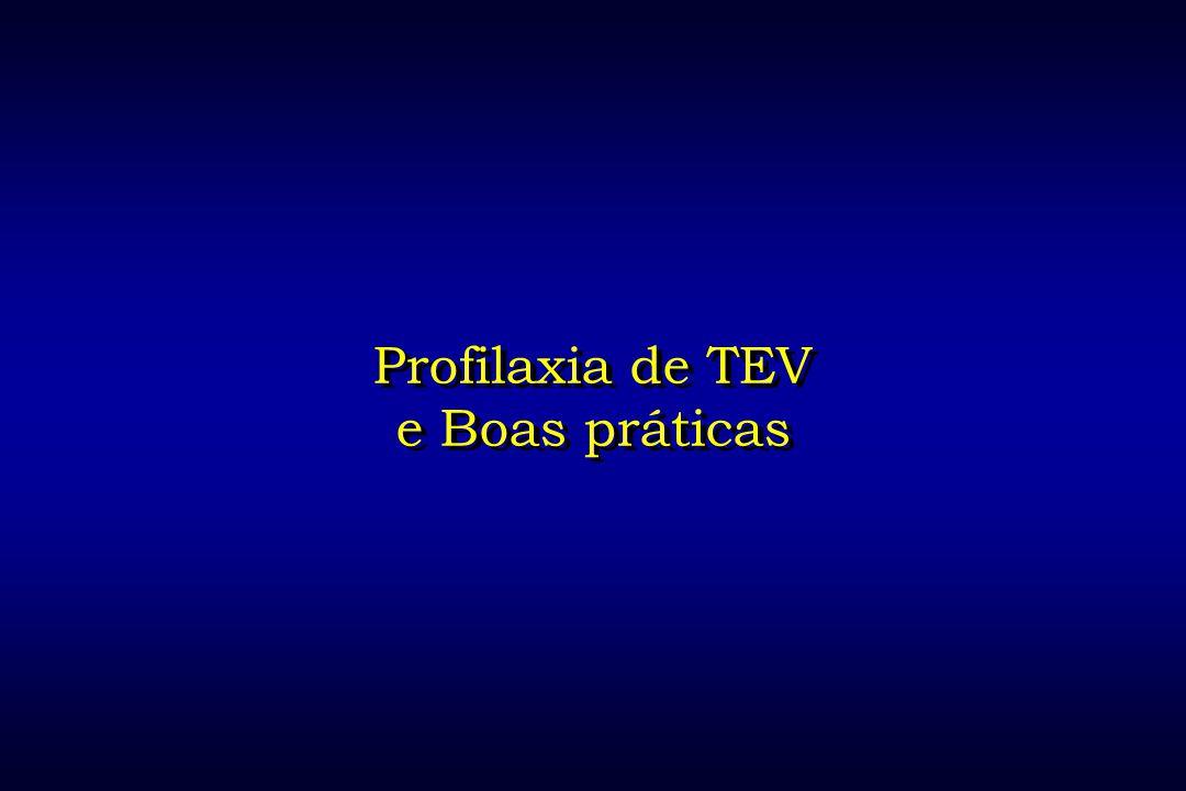 Profilaxia de TEV e Boas práticas 35