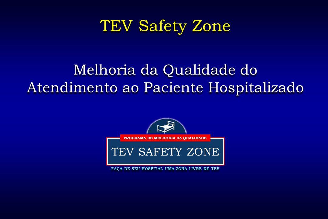 TEV Safety Zone Melhoria da Qualidade do