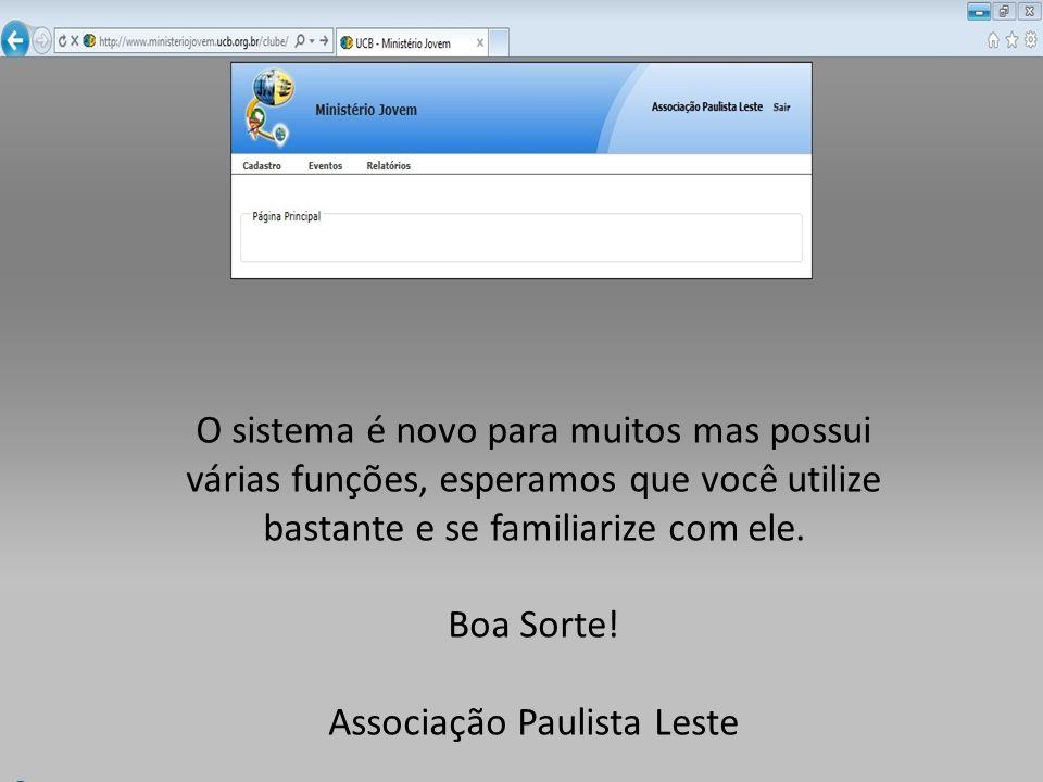 Associação Paulista Leste