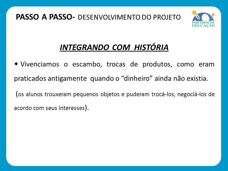 INTEGRANDO COM HISTÓRIA