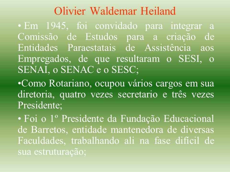 Olivier Waldemar Heiland