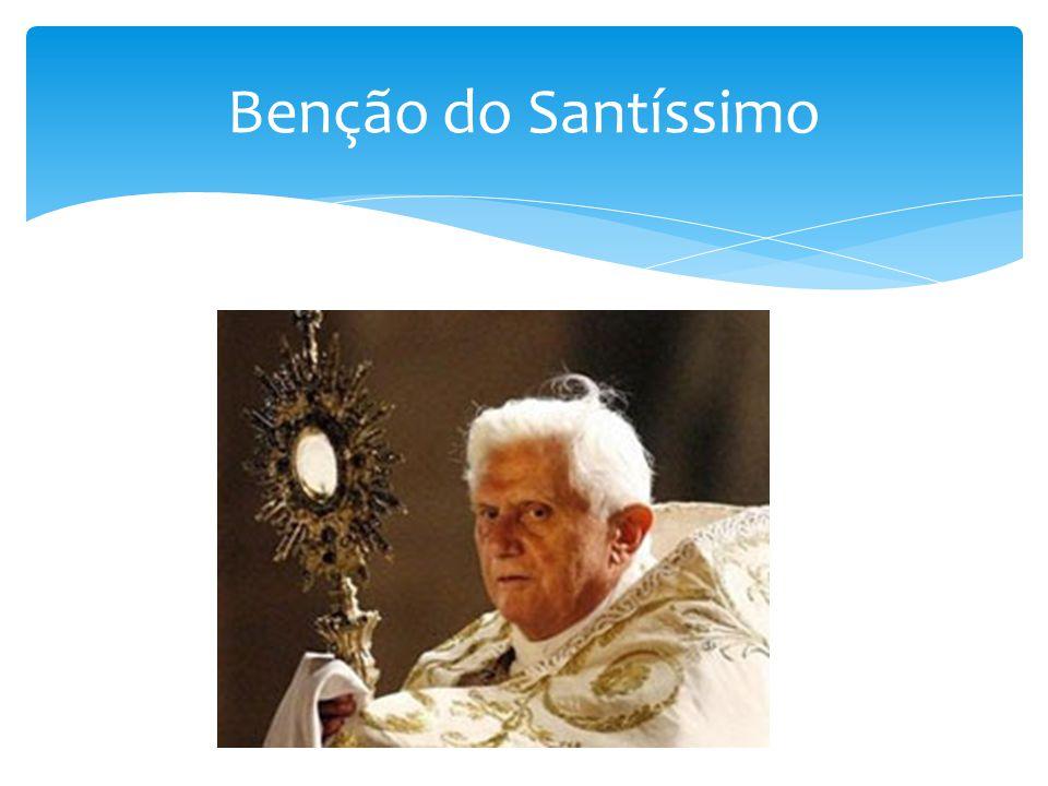 Benção do Santíssimo