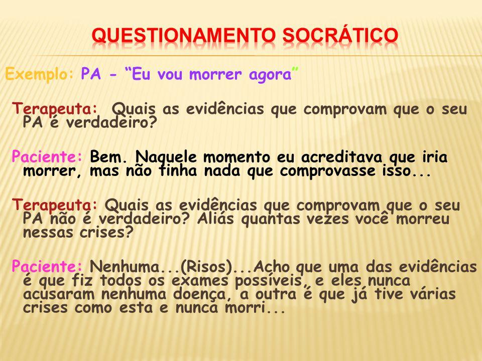Questionamento Socrático
