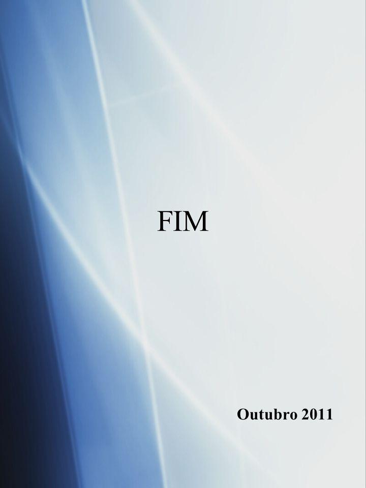 FIM Outubro 2011
