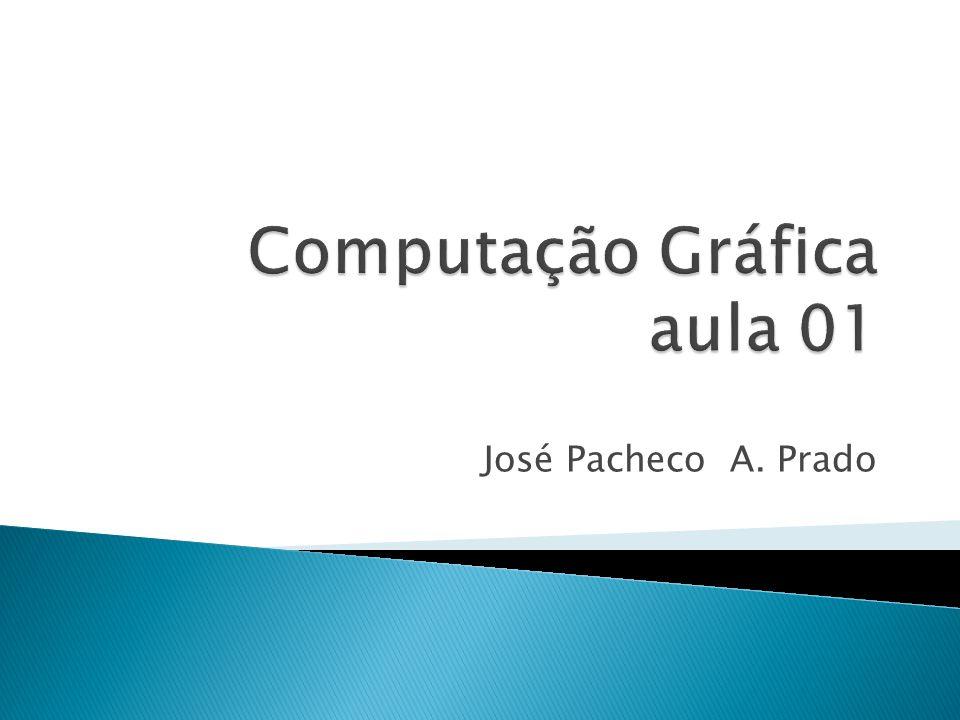 Computação Gráfica aula 01