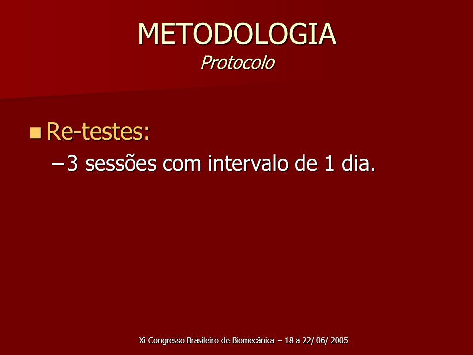 METODOLOGIA Protocolo