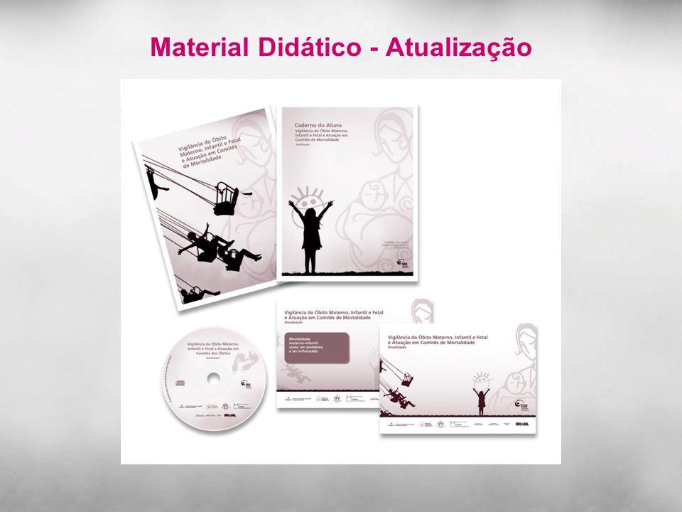 Material Didático - Atualização