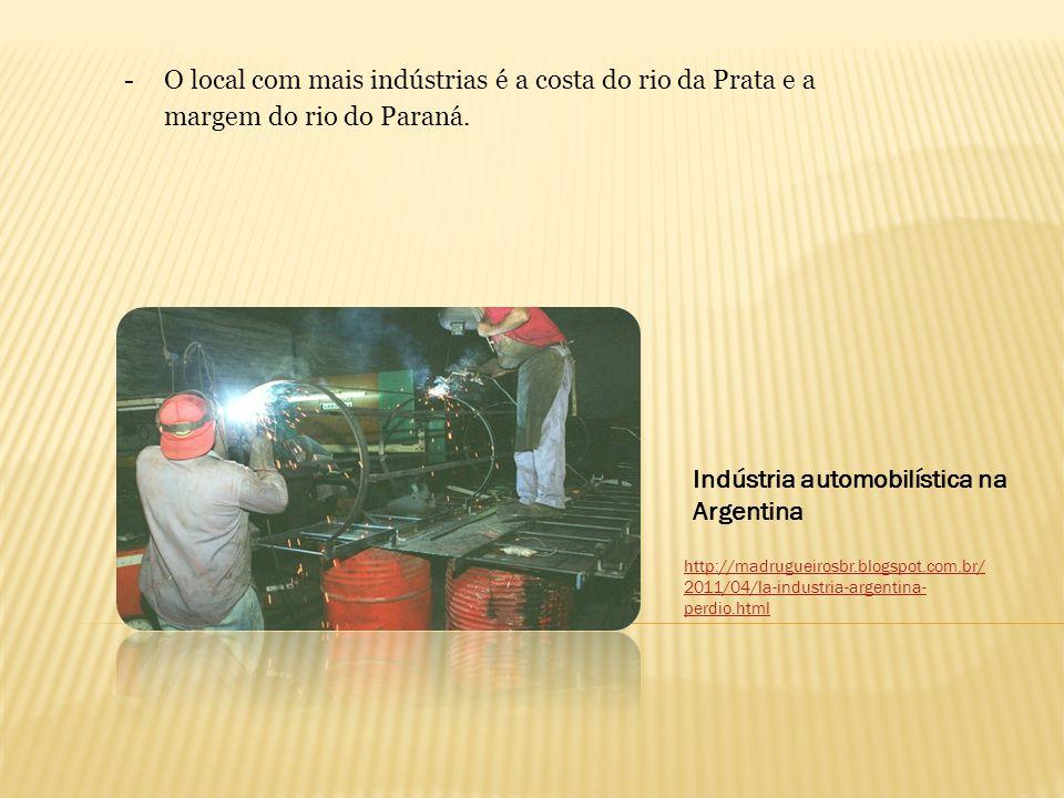 Indústria automobilística na Argentina