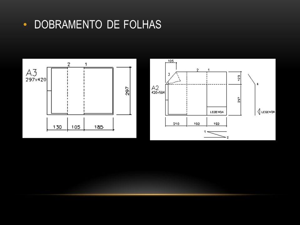 DOBRAMENTO DE FOLHAS