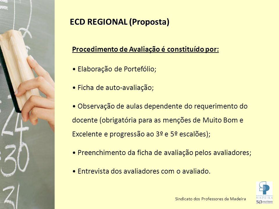 ECD REGIONAL (Proposta)