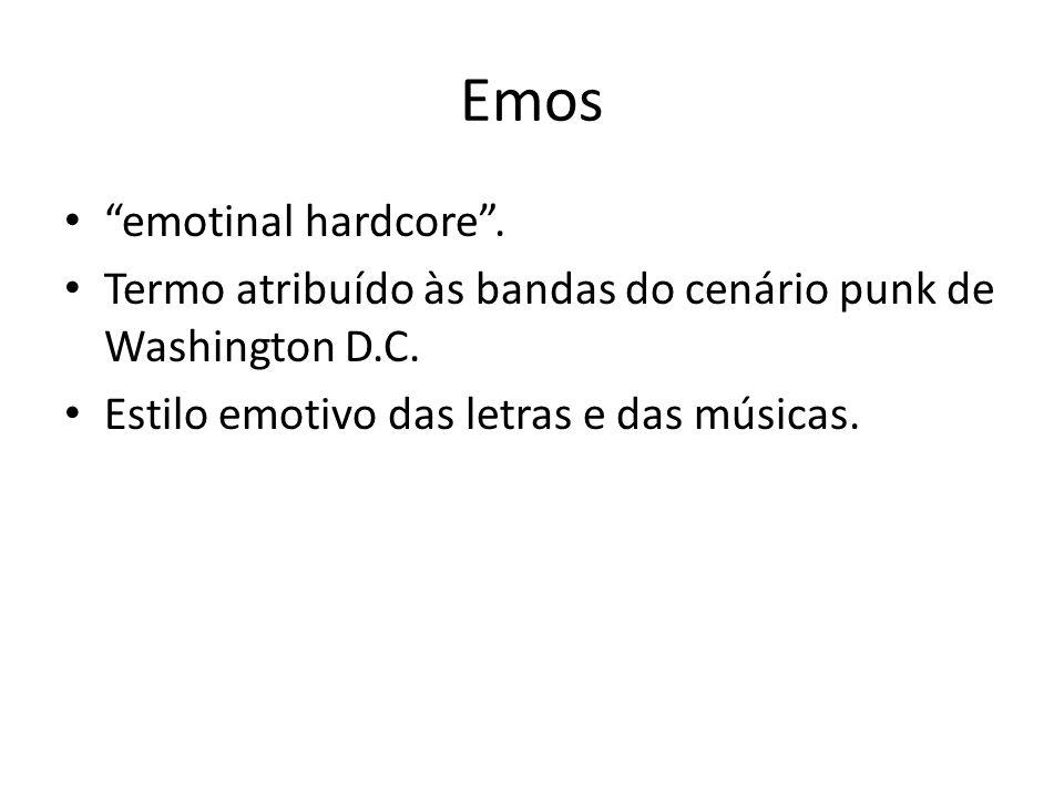 Emos emotinal hardcore .