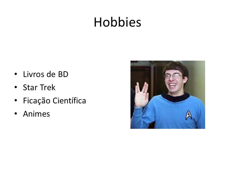 Hobbies Livros de BD Star Trek Ficação Científica Animes