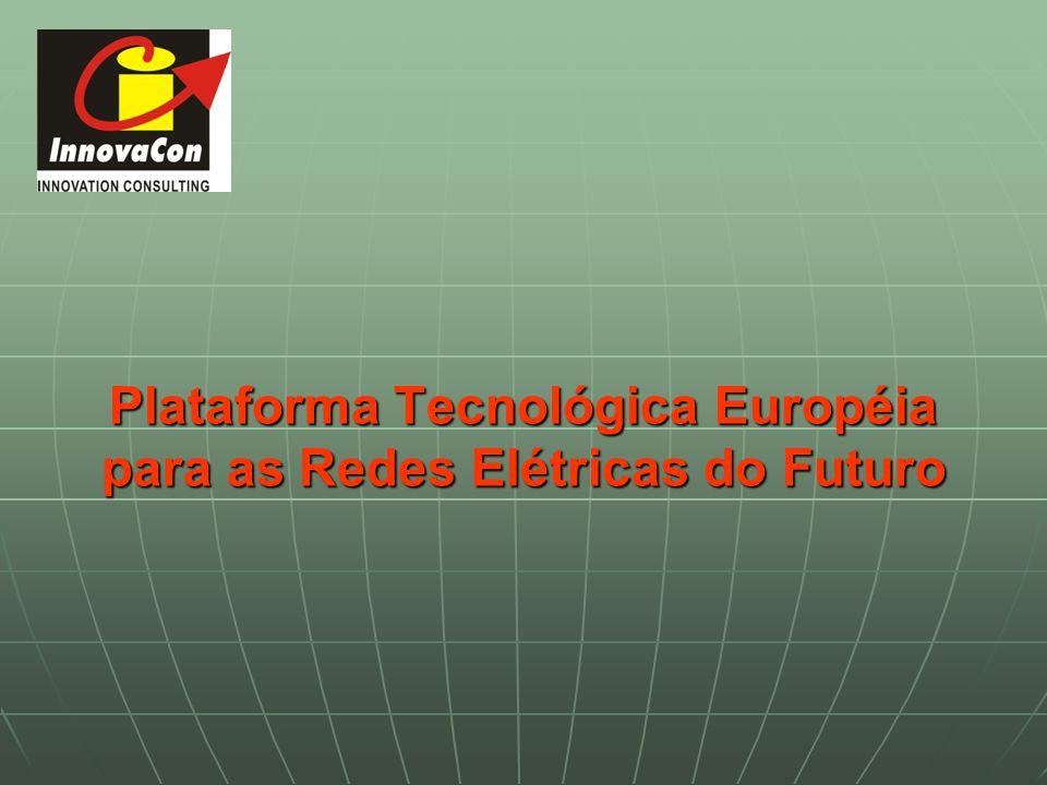 Plataforma Tecnológica Européia para as Redes Elétricas do Futuro