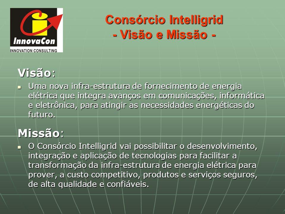 Consórcio Intelligrid - Visão e Missão -