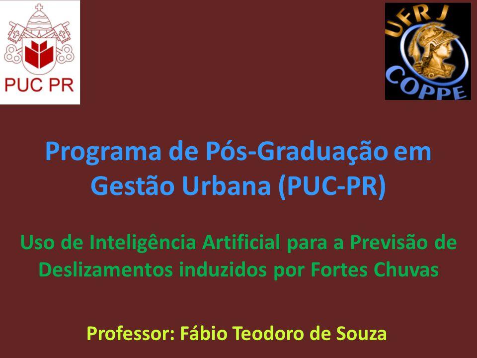Programa de Pós-Graduação em Gestão Urbana (PUC-PR)