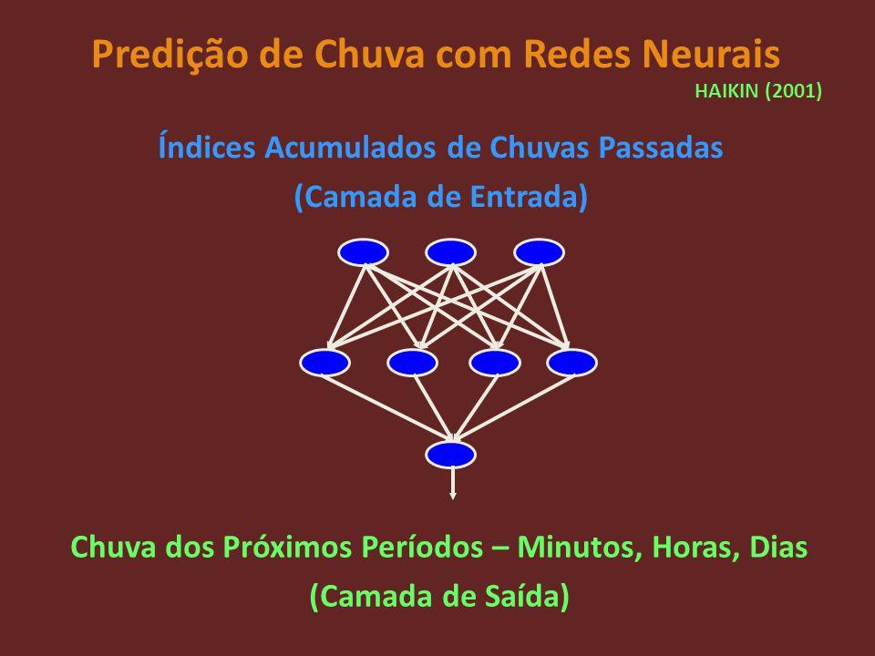 Predição de Chuva com Redes Neurais