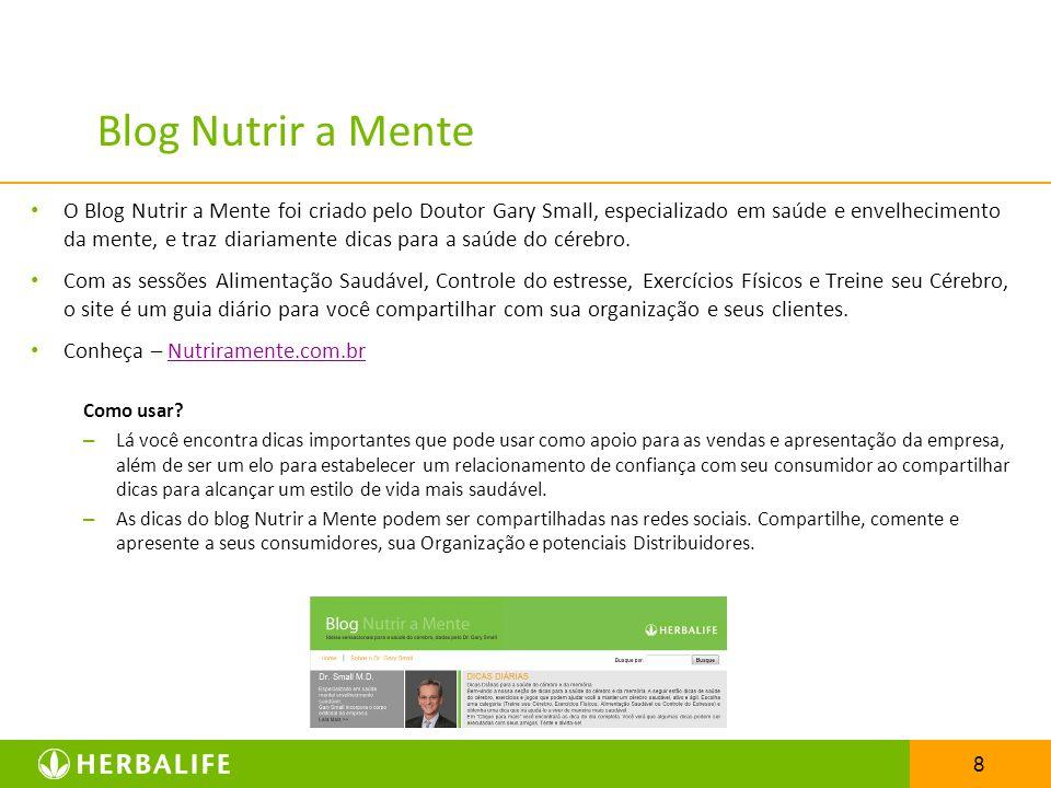 Blog Nutrir a Mente