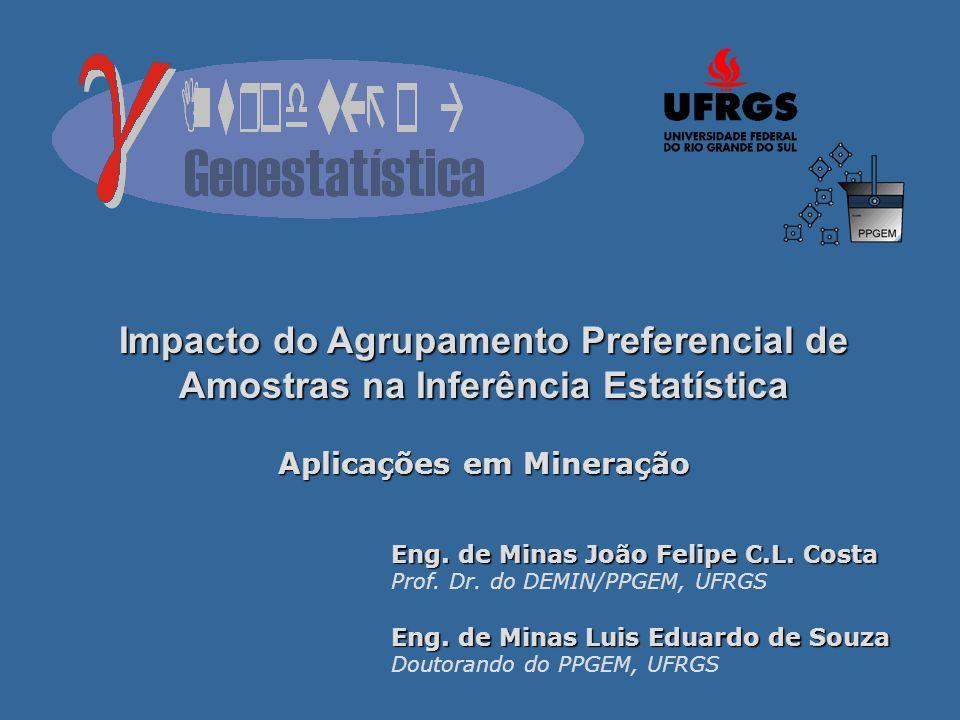 Aplicações em Mineração