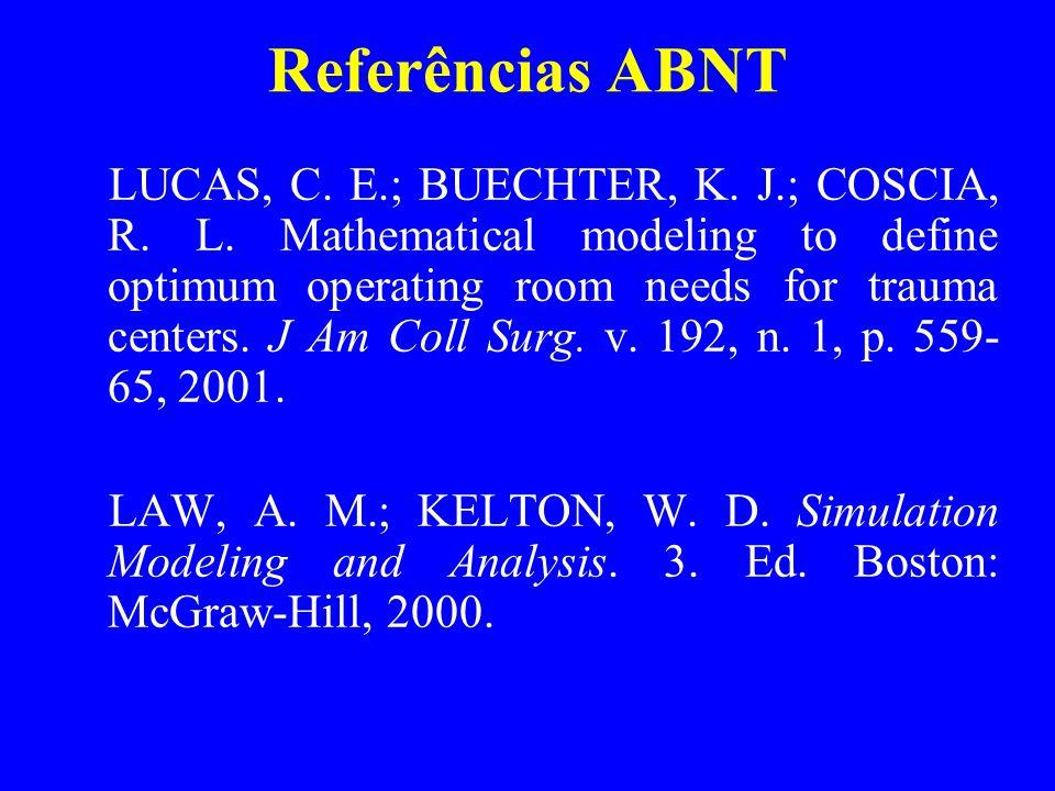 Referências ABNT