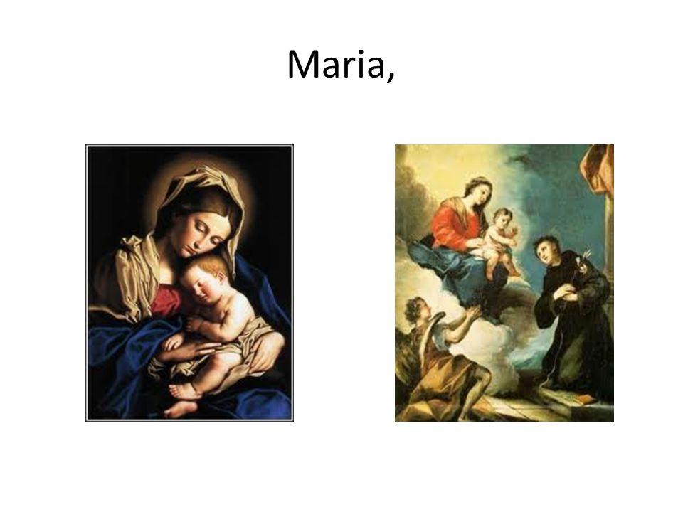 Maria,