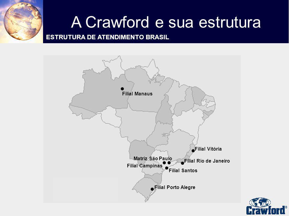 A Crawford e sua estrutura