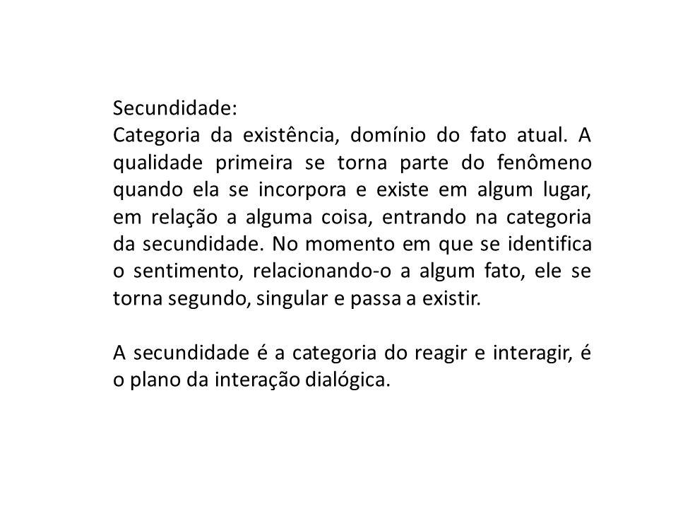 Secundidade: