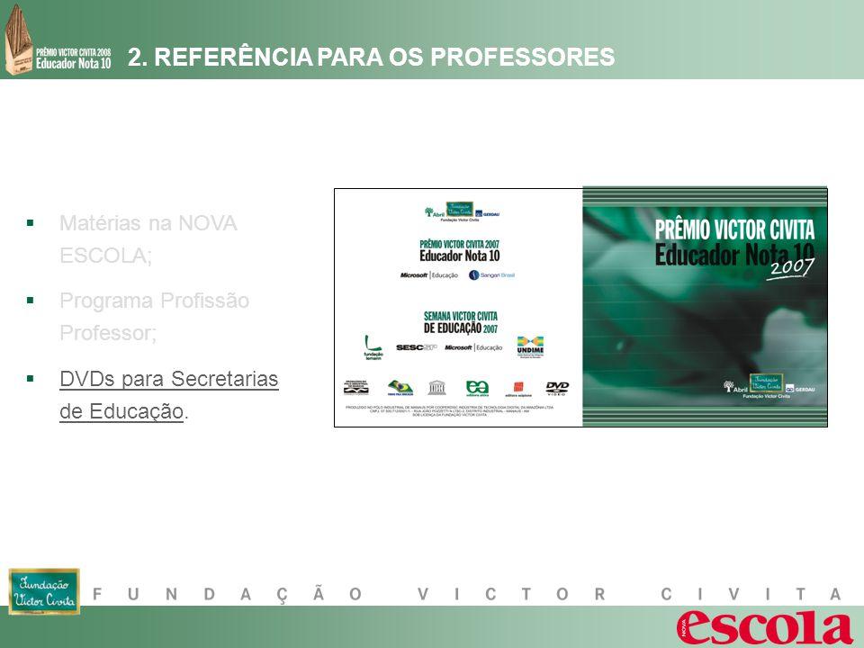 2. REFERÊNCIA PARA OS PROFESSORES