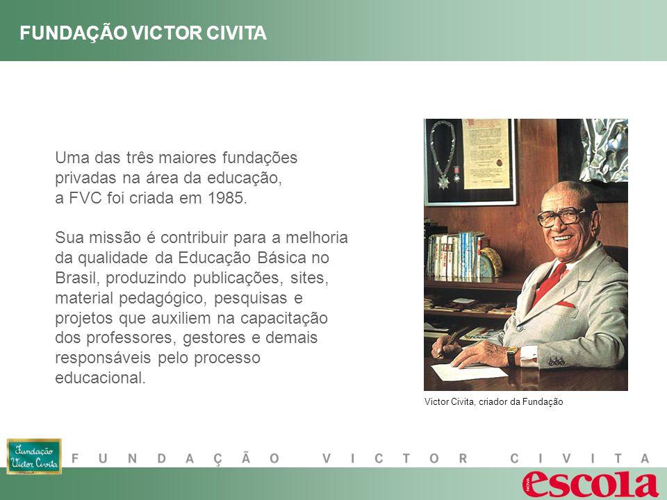 FUNDAÇÃO VICTOR CIVITA