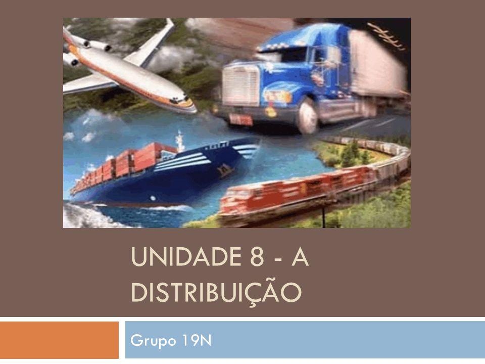 Unidade 8 - A Distribuição