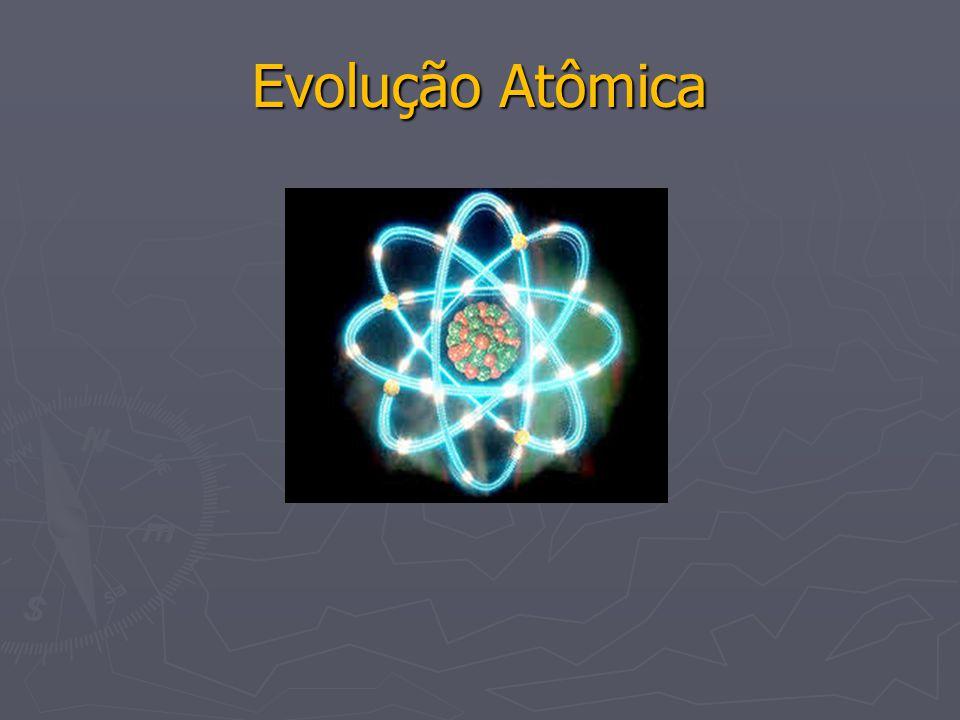 Evolução Atômica