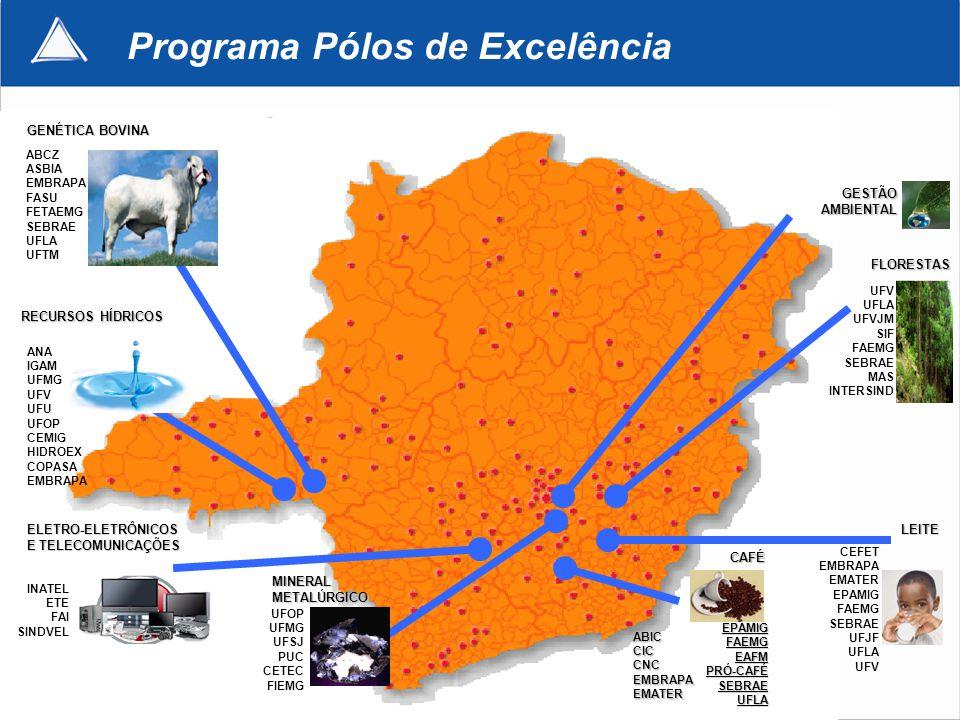 Programa Pólos de Excelência