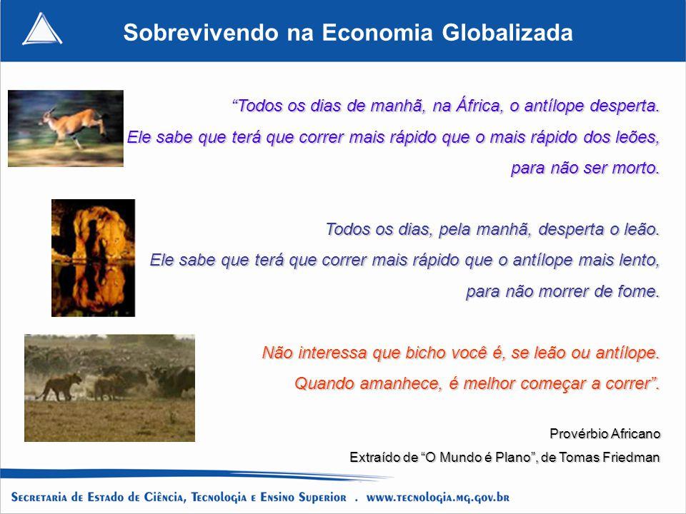 Sobrevivendo na Economia Globalizada