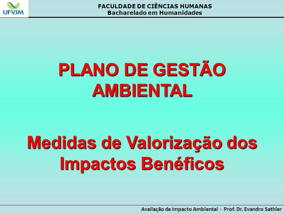 PLANO DE GESTÃO AMBIENTAL