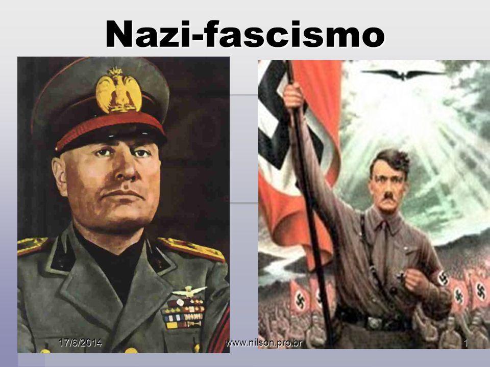 Nazi-fascismo 02/04/2017 www.nilson.pro.br