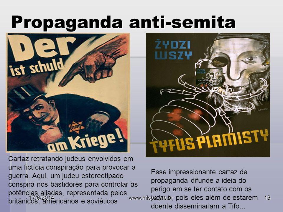 Propaganda anti-semita