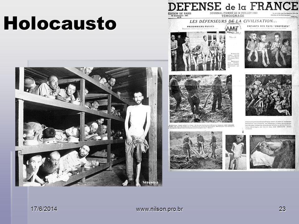 Holocausto 02/04/2017 www.nilson.pro.br