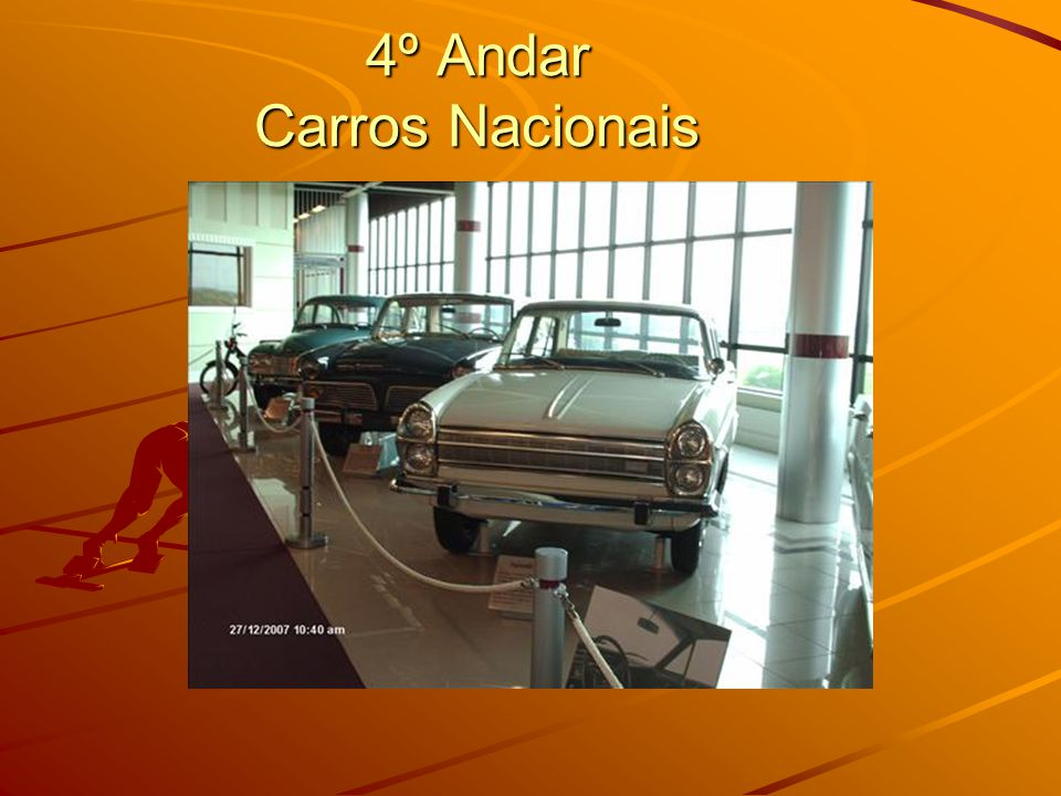 4º Andar Carros Nacionais