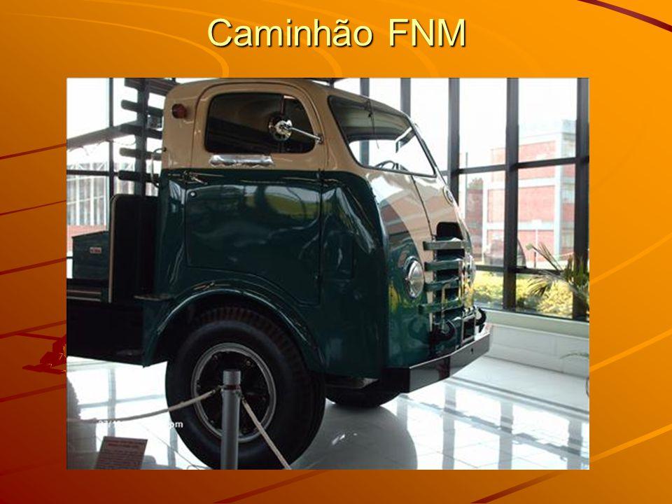 Caminhão FNM