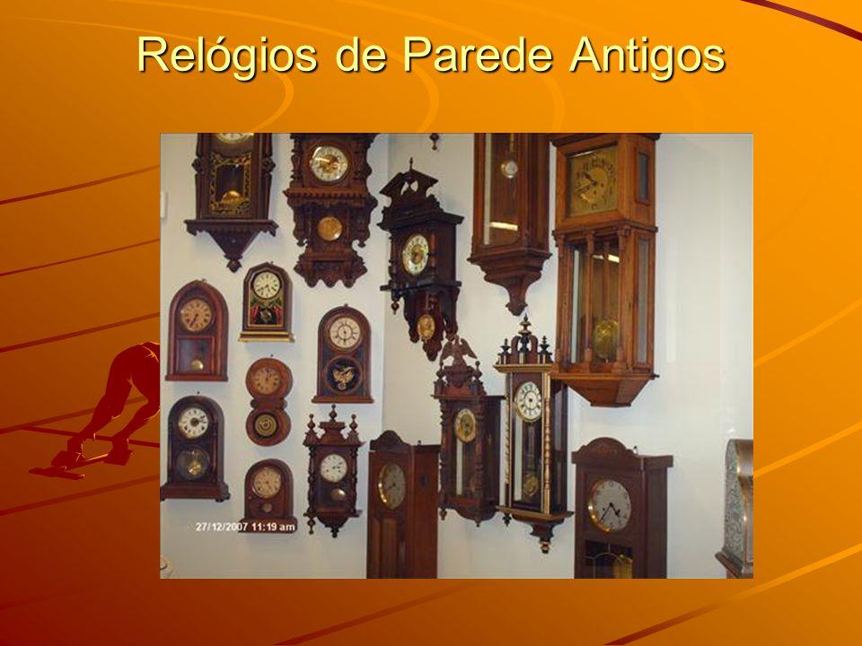 Relógios de Parede Antigos
