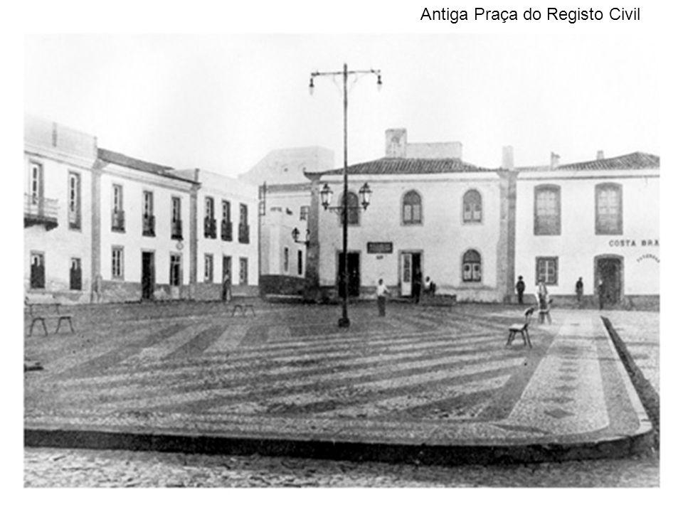 Antiga Praça do Registo Civil