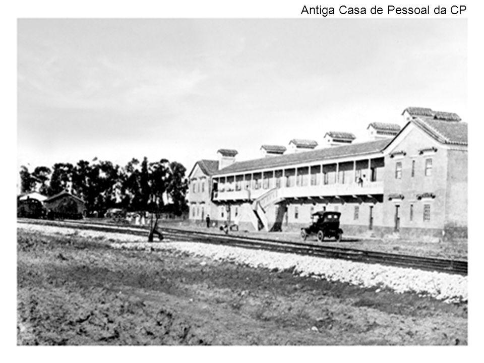 Antiga Casa de Pessoal da CP