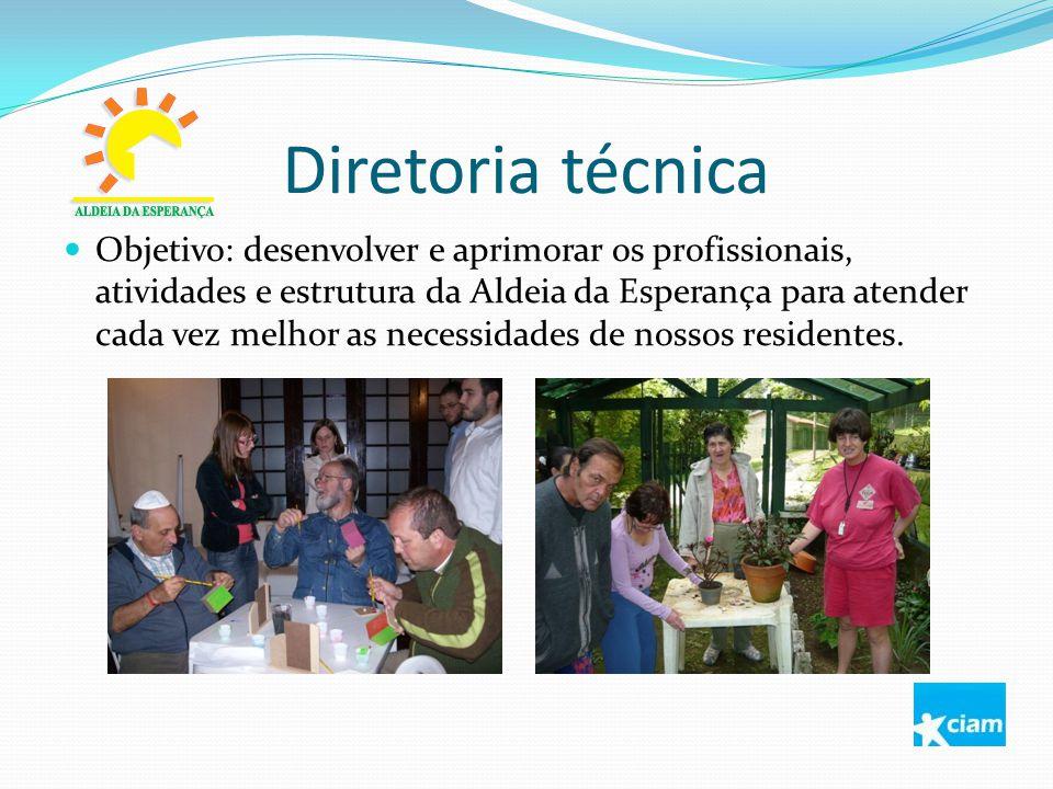 Diretoria técnica