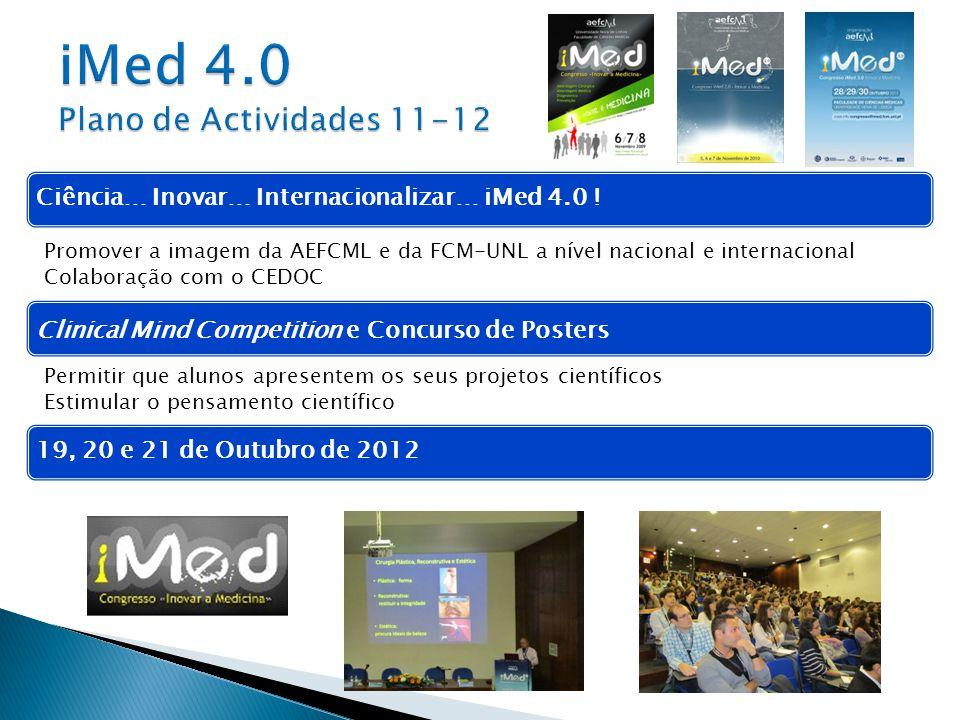 iMed 4.0 Plano de Actividades 11-12