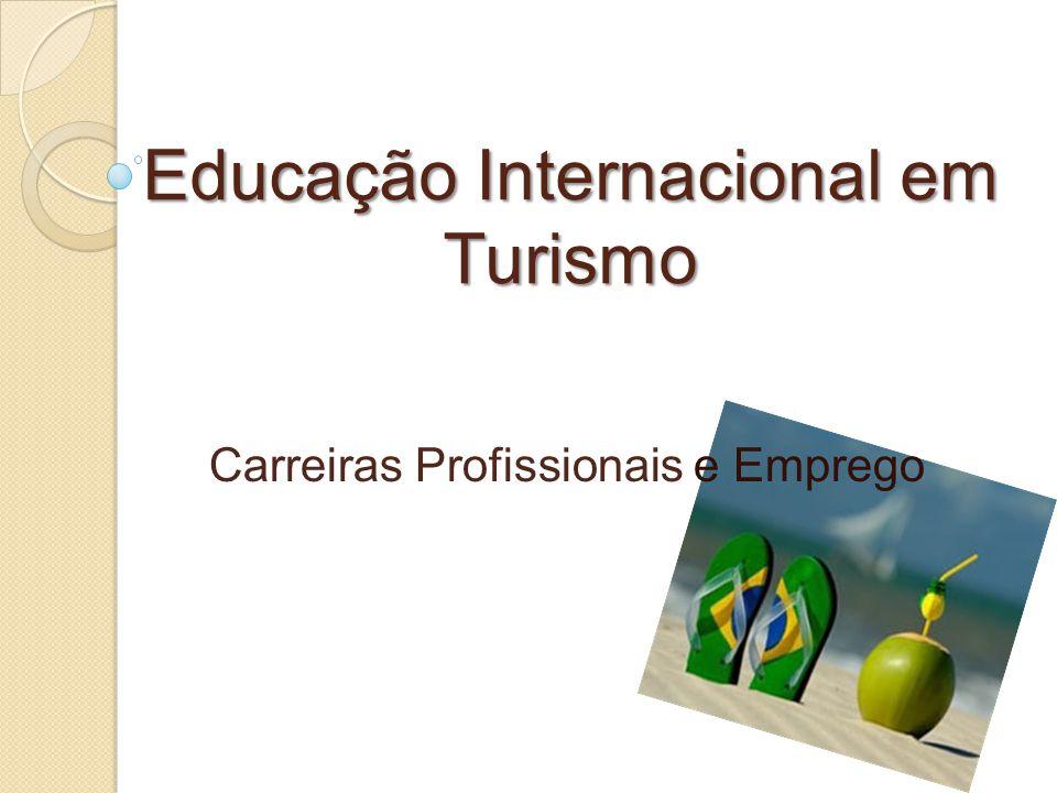 Educação Internacional em Turismo