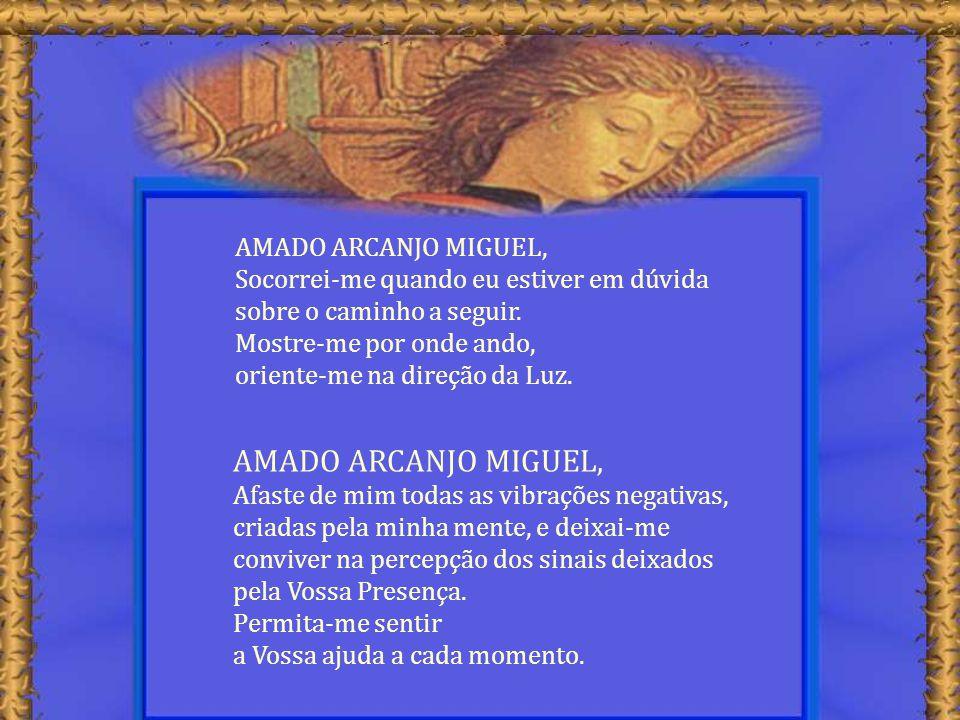 AMADO ARCANJO MIGUEL, AMADO ARCANJO MIGUEL,
