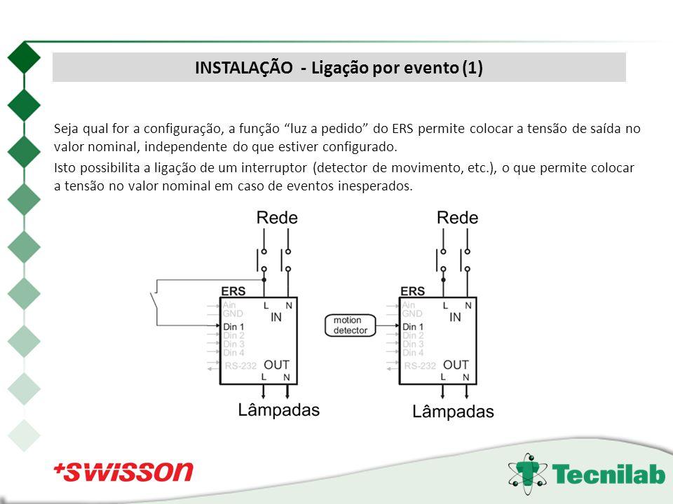 INSTALAÇÃO - Ligação por evento (1)