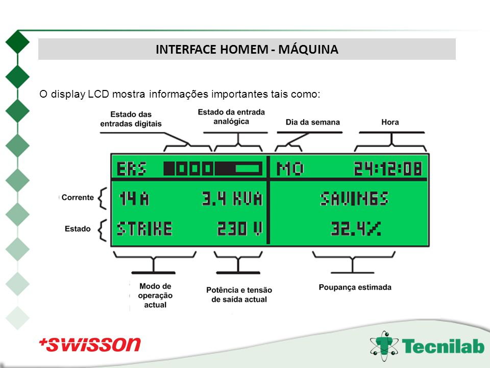 INTERFACE HOMEM - MÁQUINA